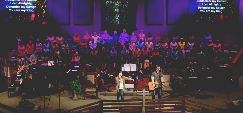 Franklin Heights Church gets a new WordPress website